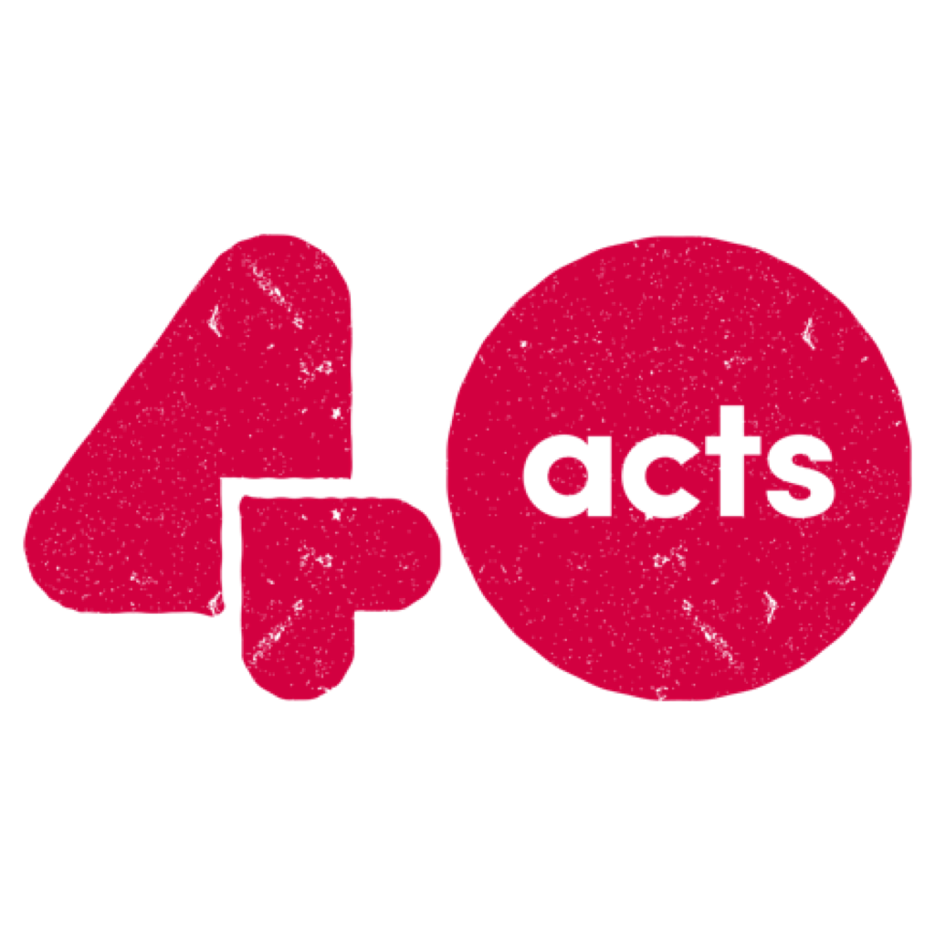 40acts - Take the 40-day generosity challenge for Lent