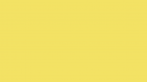 Plain yellow block